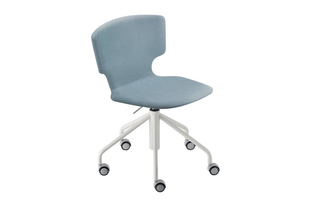 Camira Urban - YN094, Stove Enamelled Steel - A009,Alias,Conference Chairs,chair,furniture,line,material property,office chair