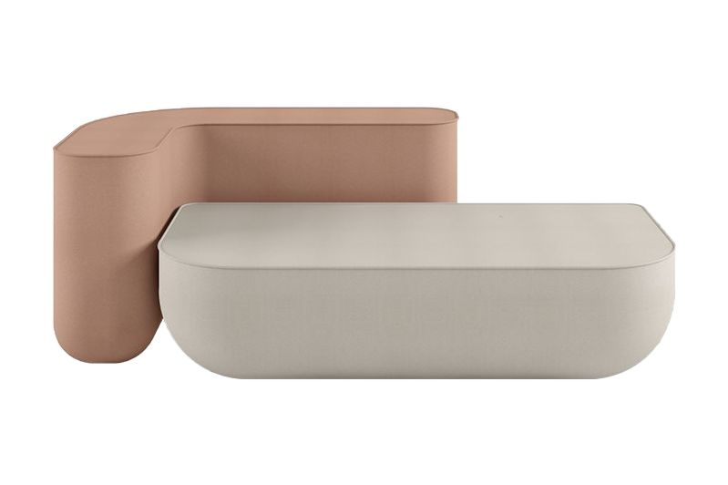 Camira Urban - YN094, Right Element,Alias,Breakout Sofas,beige,furniture