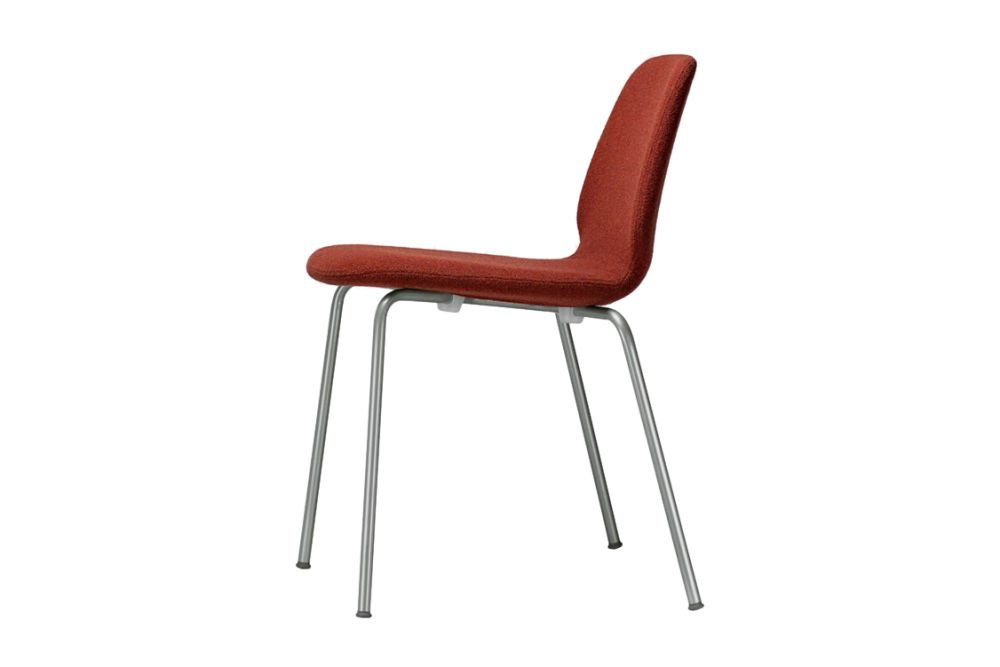 Synthetic Leather Stamskin Top - 07422, Stove Enamelled Steel - A009,Alias,Breakout & Cafe Chairs,chair,furniture