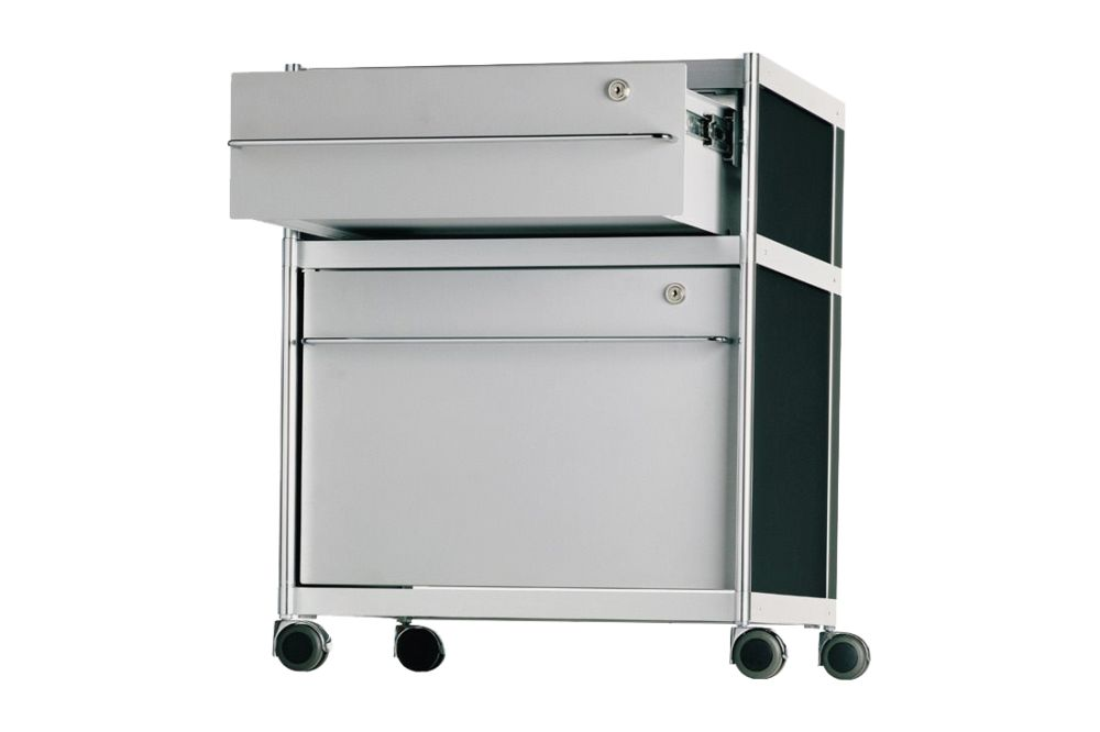 Stove Enamelled Steel - A021,Alias,Trolleys,drawer,filing cabinet,furniture,product