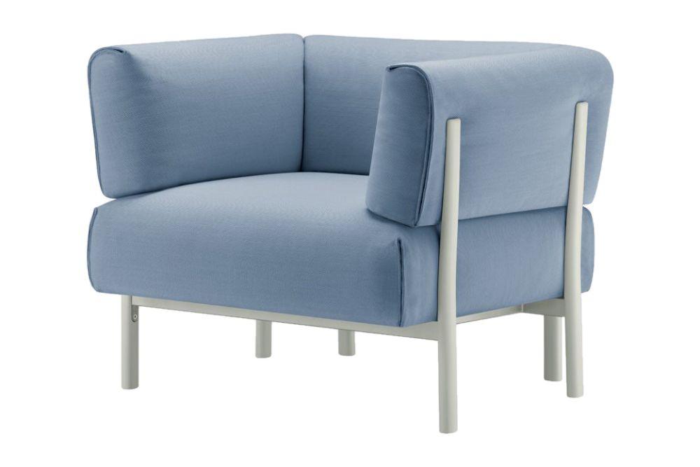 Camira Urban - YN094, Stove Enamelled Aluminium - A009,Alias,Breakout Lounge & Armchairs,blue,chair,club chair,furniture