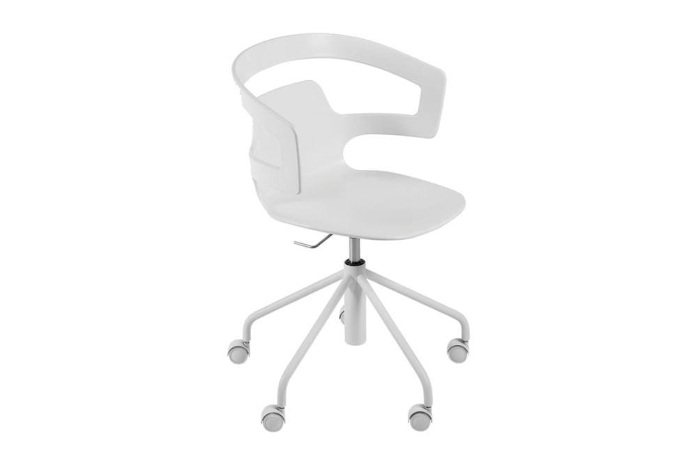 Plastic Material - H112, Stove Enamelled Steel - A019,Alias,Conference Chairs,chair,furniture,line,office chair