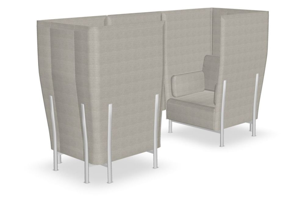 Camira Urban - YN094, Stove Enamelled Aluminium - A009,Alias,Acoustic Furniture,beige,cupboard,furniture,table