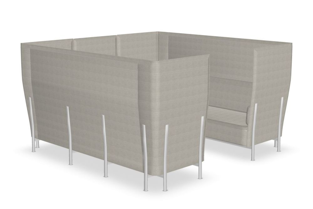 Camira Urban - YN094, Stove Enamelled Aluminium - A009,Alias,Acoustic Furniture,furniture,table