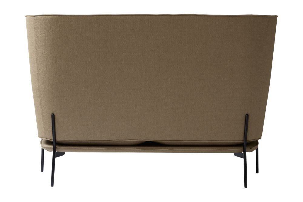 Powder coated warm black, Remix 2 113,&Tradition,Sofas,furniture,table