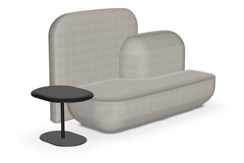Okome O05 Sofa with Table by Alias