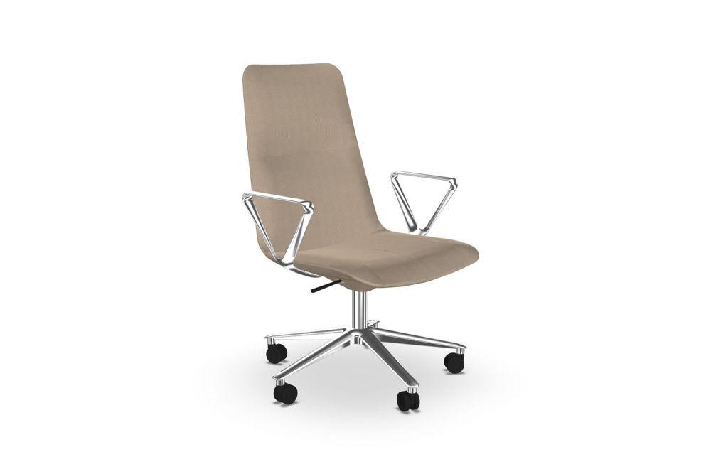Stove Enamelled Aluminium - A019, Camira Urban - YN094, Soft, Tilt,Alias,Task Chairs,chair,furniture,line,office chair,product