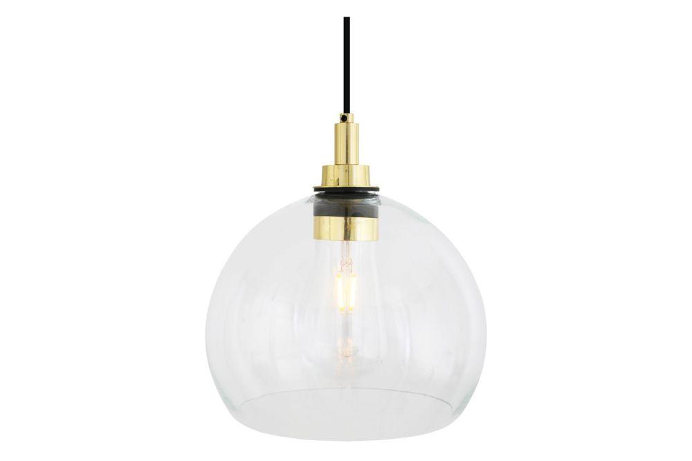 Leith 25 cm Pendant Light by Mullan Lighting
