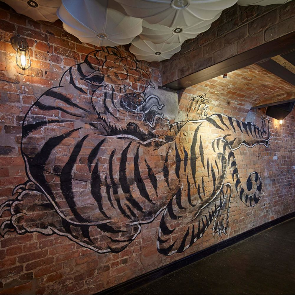 Featured Project: Blind Tiger by Snook Architects