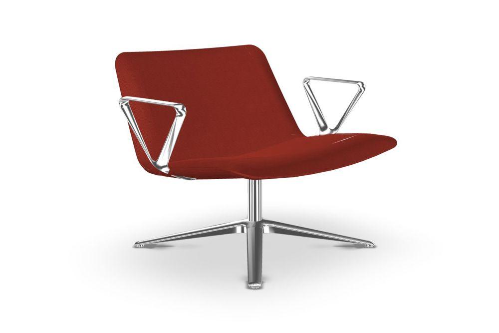 Stove Enamelled Aluminium - A019, Camira Urban - YN094,Alias,Breakout Lounge & Armchairs,chair,furniture,office chair