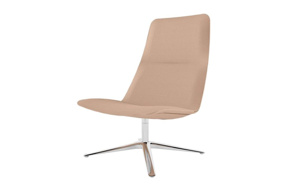 Stove Enamelled Aluminium - A019, Camira Urban - YN094,Alias,Conference Chairs,beige,chair,furniture,line,wood