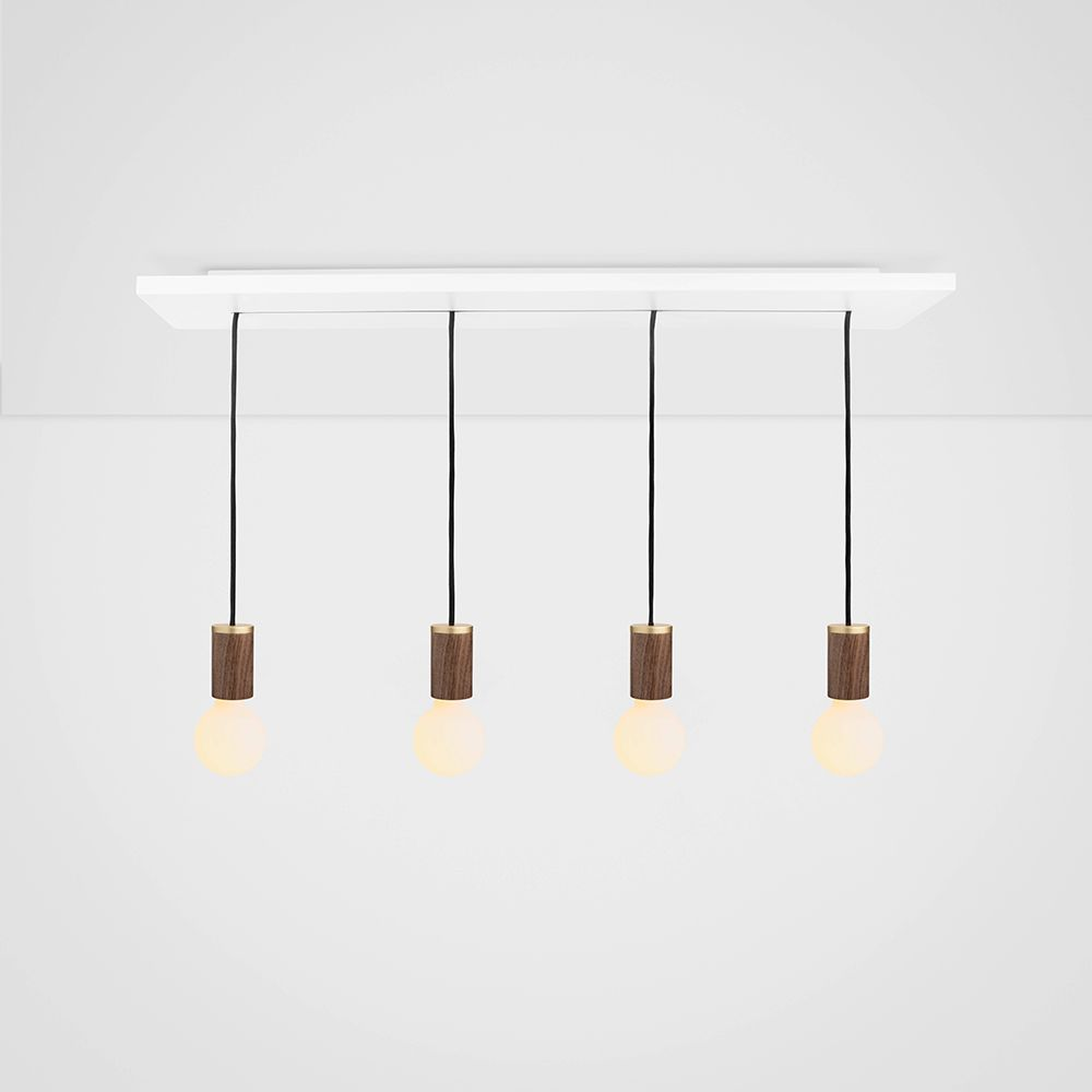 Porcelain II Walnut Ceiling Light,Tala,Ceiling Lights,ceiling,light fixture,lighting