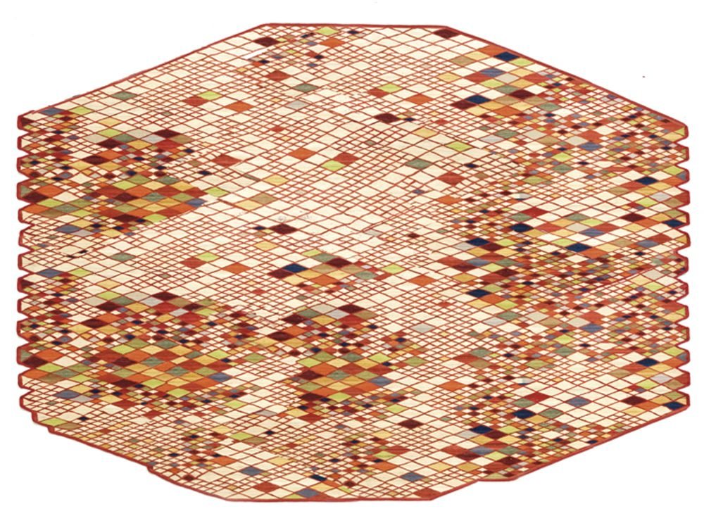 165 x 245 cm,Nanimarquina,Rugs,orange