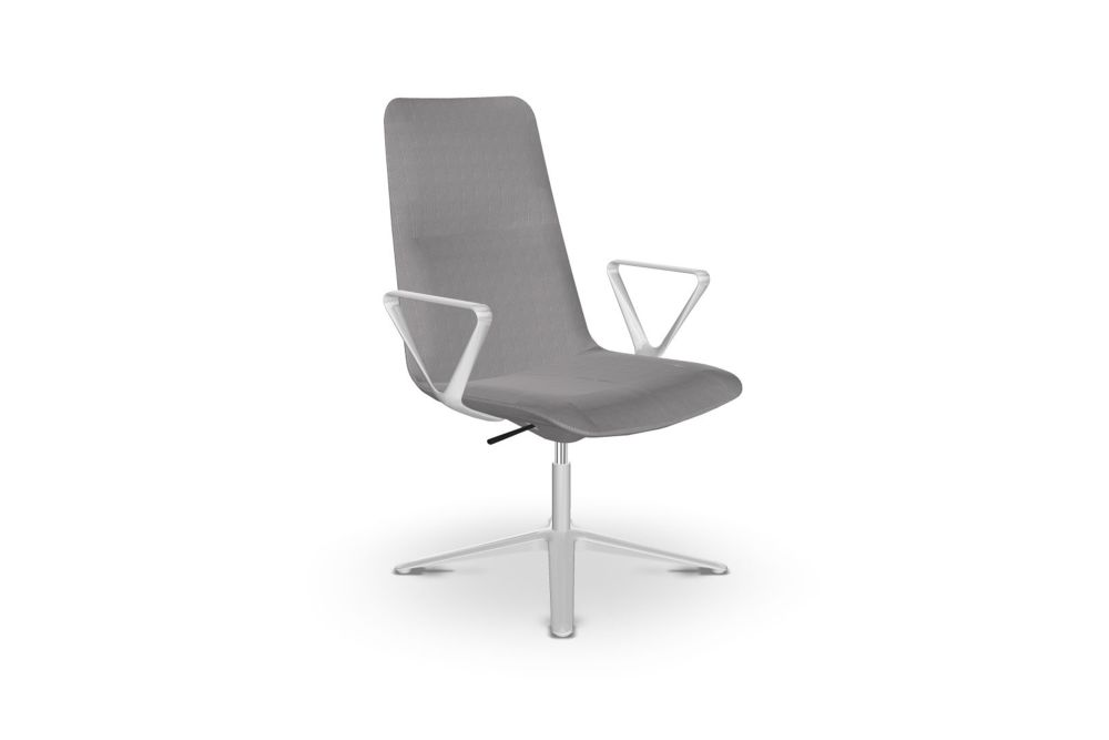 Stove Enamelled Aluminium - A019, Camira Urban - YN094, Tilt,Alias,Conference Chairs,chair,furniture,line,office chair