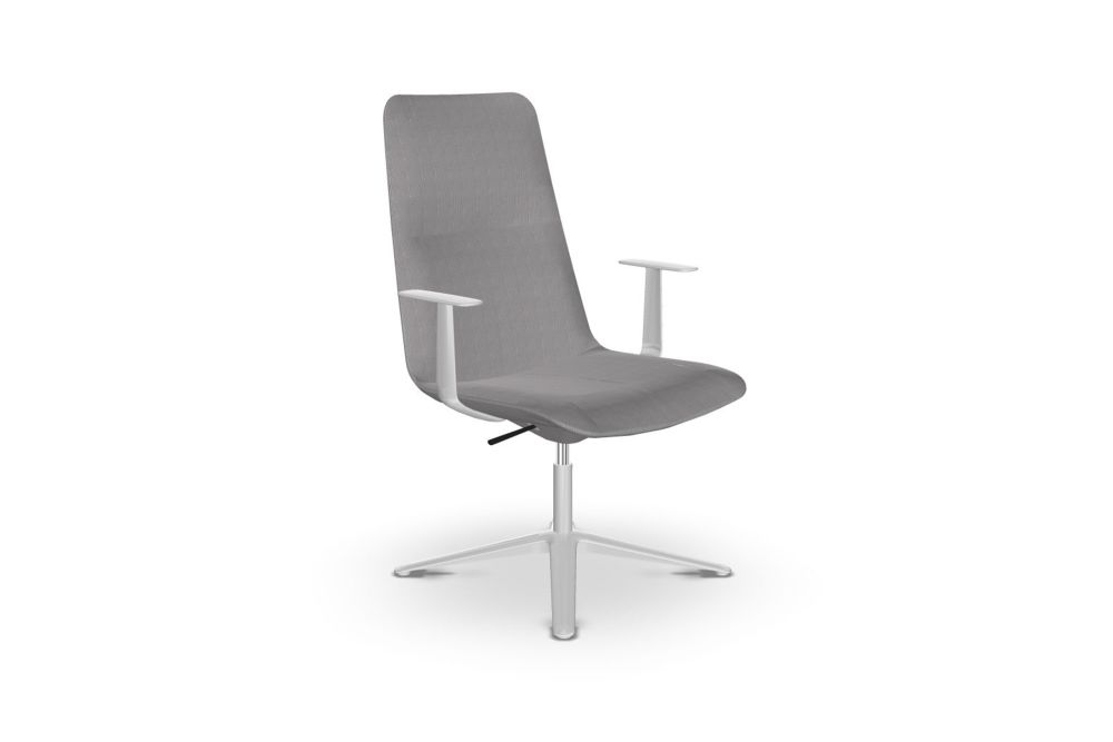 Stove Enamelled Aluminium - A019, Camira Urban - YN094, Tilt,Alias,Conference Chairs,chair,furniture,line,office chair,product