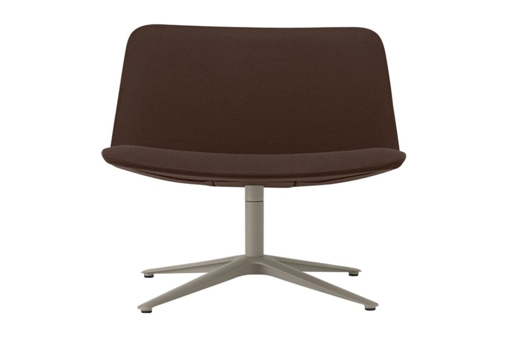 Stove Enamelled Aluminium - A019, Camira Urban - YN094,Alias,Breakout Lounge & Armchairs,beige,brown,chair,furniture,product,wood