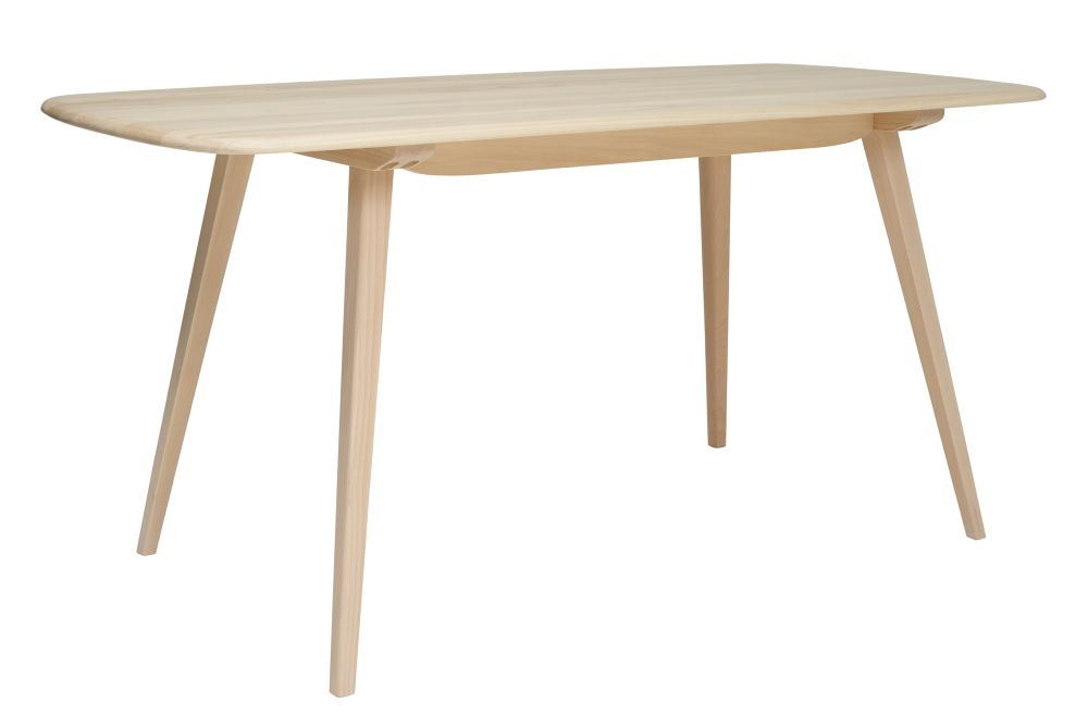 Black - BK,Ercol,Dining Tables,coffee table,desk,furniture,line,outdoor furniture,outdoor table,plywood,rectangle,table,wood