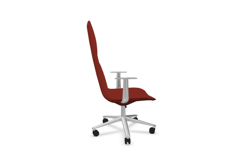 Stove Enamelled Aluminium - A019, Camira Urban - YN094, Soft, Tilt,Alias,Task Chairs,chair,furniture,line,office chair