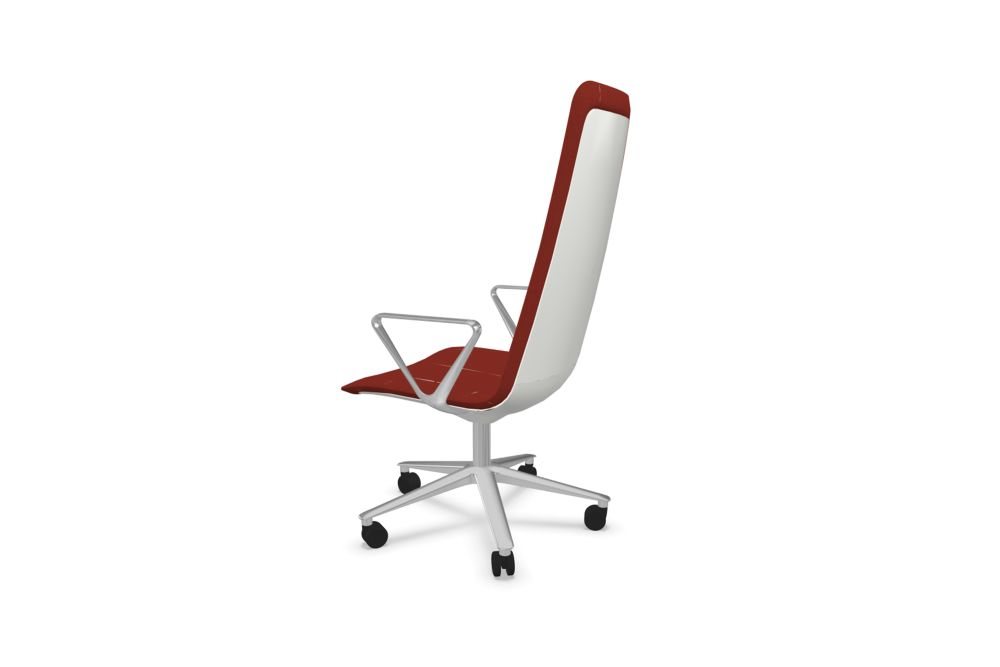 Stove Enamelled Aluminium - A019, Lacquered Plastic Material - A019, Camira Urban - YN094, Soft, Tilt,Alias,Task Chairs,chair,furniture,line,office chair