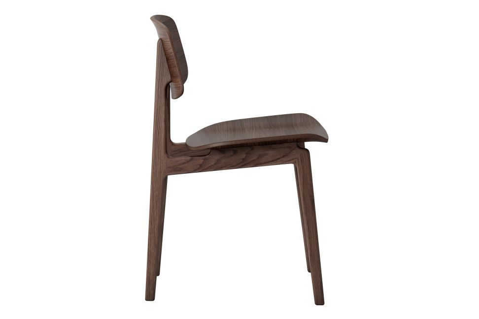 Oak Dark Stained,NORR11,Dining Chairs,chair,furniture,wood