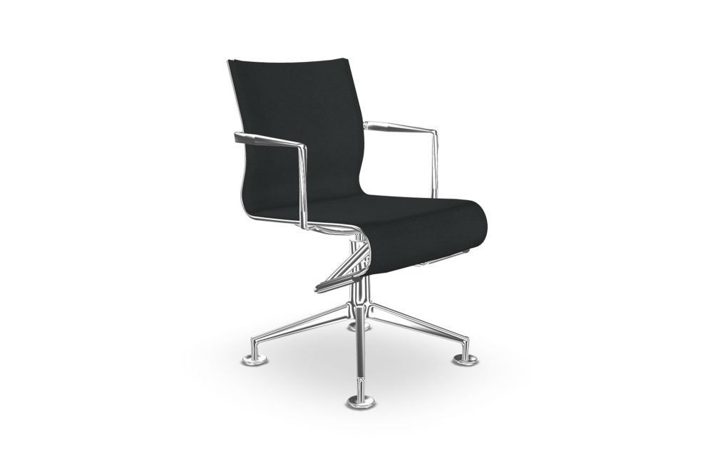 Mesh S - R028, Stove Enamelled Aluminium - A009,Alias,Conference Chairs,chair,furniture,line,office chair