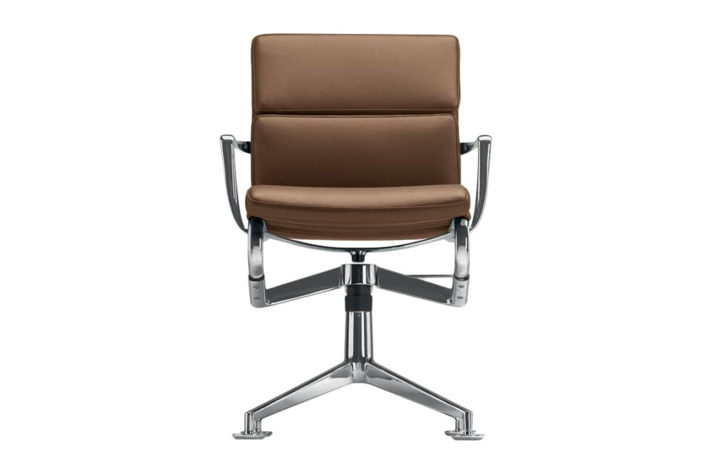 Kvadrat Divina - DA37, Stove Enamelled Aluminium - A009,Alias,Conference Chairs,armrest,beige,brown,chair,furniture,line,office chair,tan