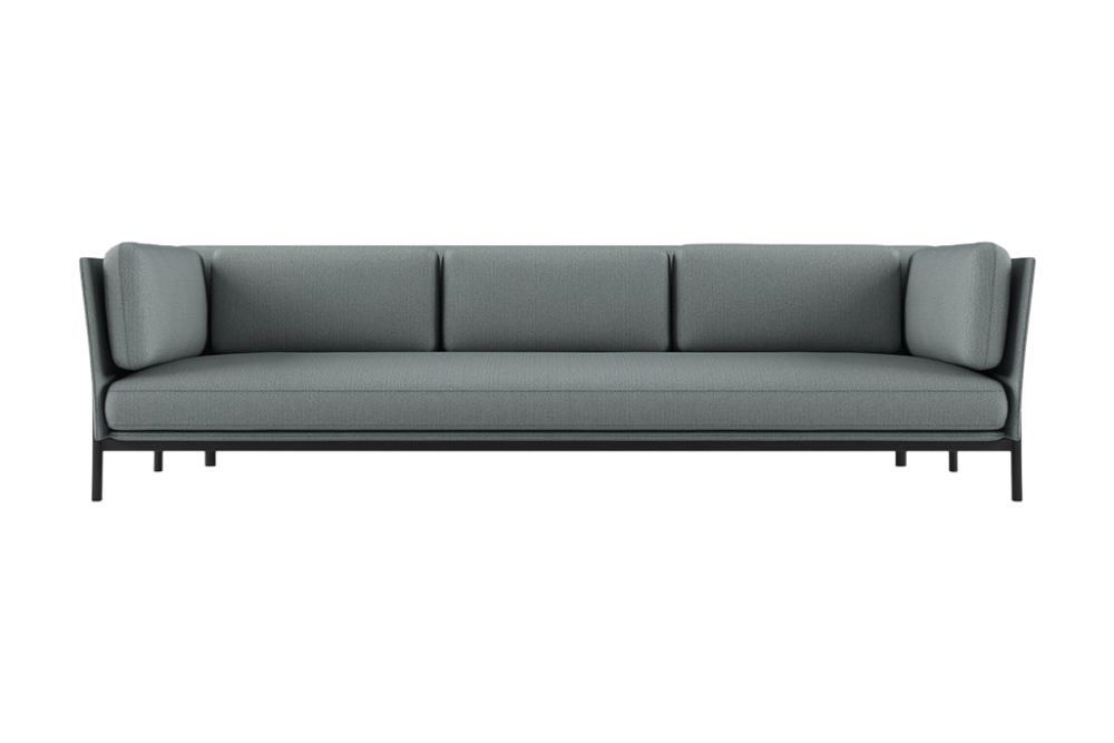 Camira Urban - YN094, Stove Enamelled Aluminium - A009,Alias,Breakout Sofas,couch,furniture,sofa bed,studio couch