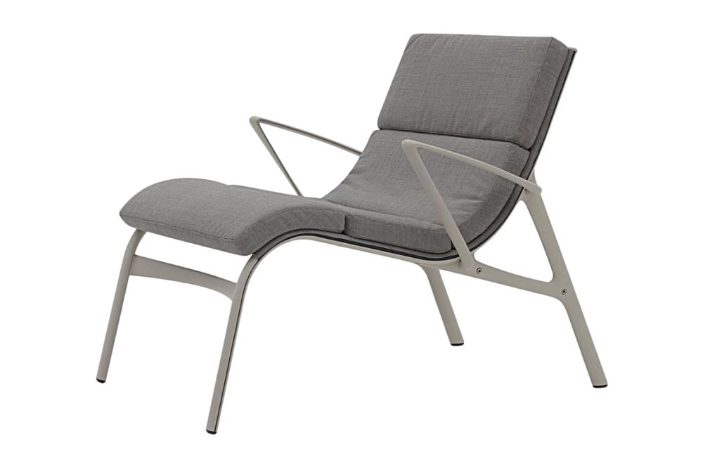 Armframe Soft 463 Easy Chair with Arms by Alias