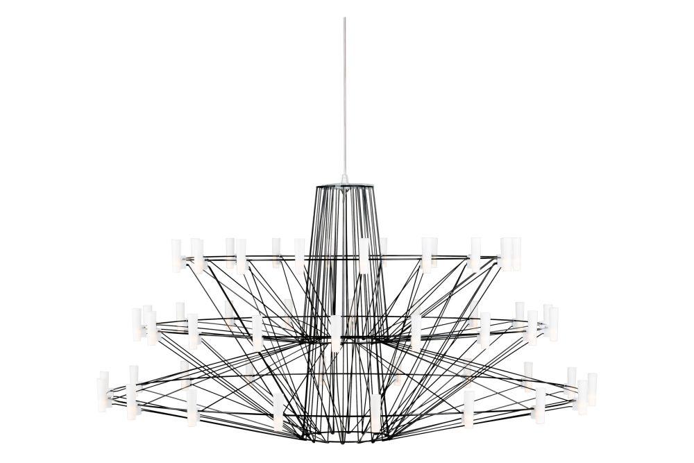 Small, Chromed, 10 m,MOOOI,Chandeliers,ceiling fixture,chandelier,light fixture,lighting