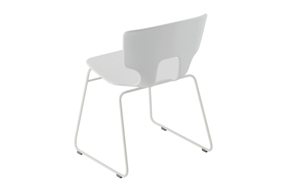 Plastic Material - H112, Stove Enamelled Steel - A009,Alias,Conference Chairs,chair,furniture