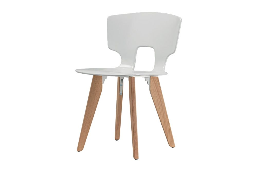 Plastic Material - H112, Wood - RV,Alias,Breakout & Cafe Chairs,chair,furniture,table,wood