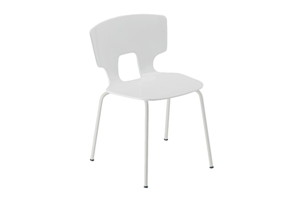 Plastic Material - H112, Stove Enamelled Steel - A009,Alias,Breakout & Cafe Chairs,chair,furniture