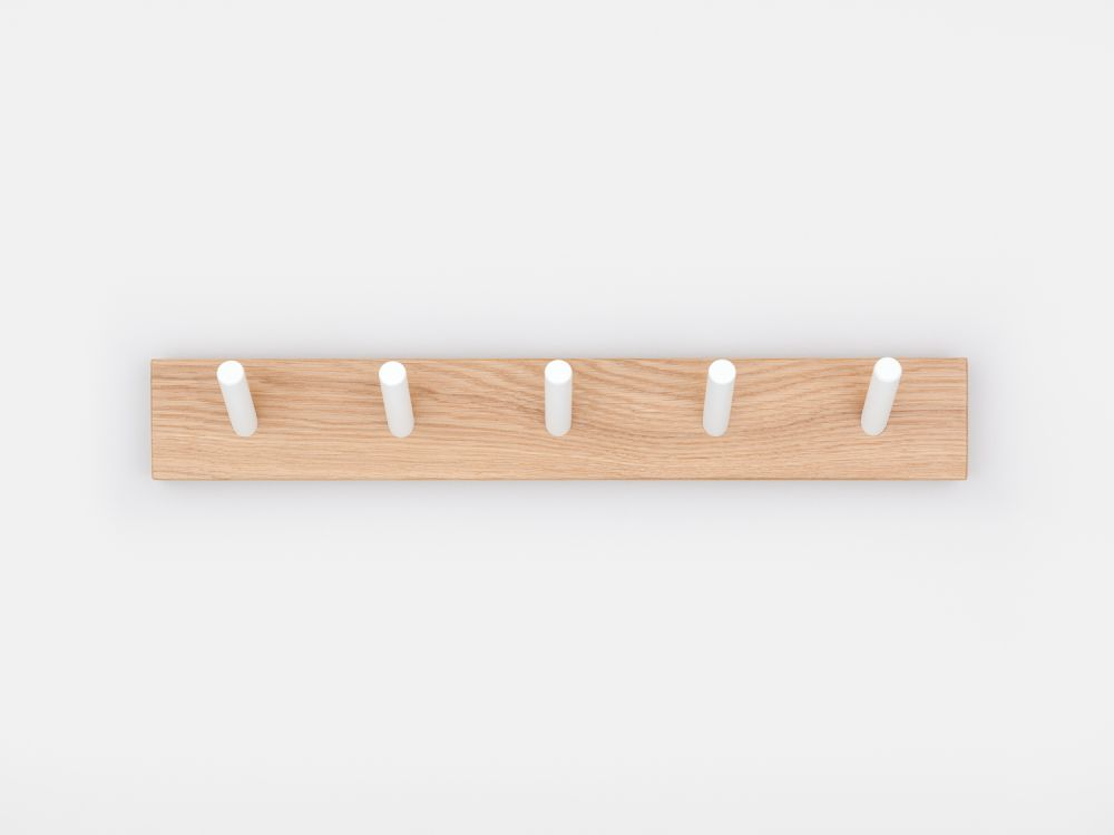 Peg Coat Rack by John Green