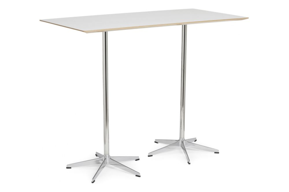 Rondo Double Table by Swedese