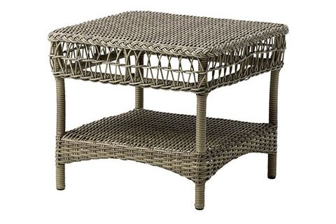 Sika Design,Coffee & Side Tables,coffee table,end table,furniture,outdoor furniture,outdoor table,table,wicker