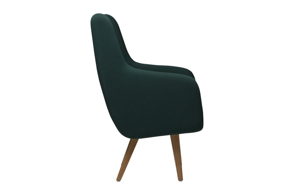 Anyway Armchair, High Back by Massproductions