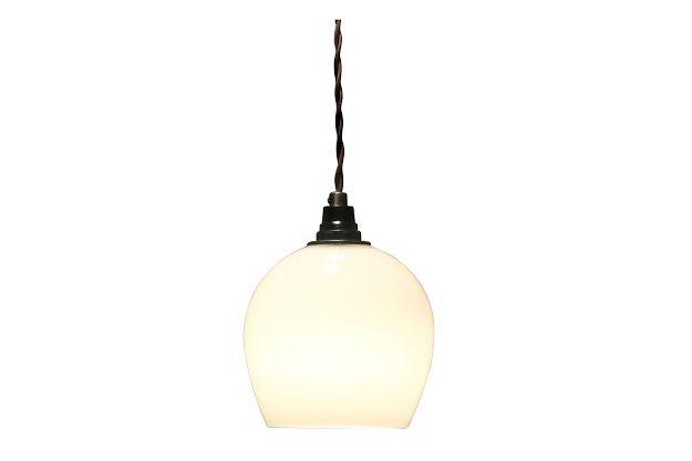 Bell Pendant Light by One Foot Taller