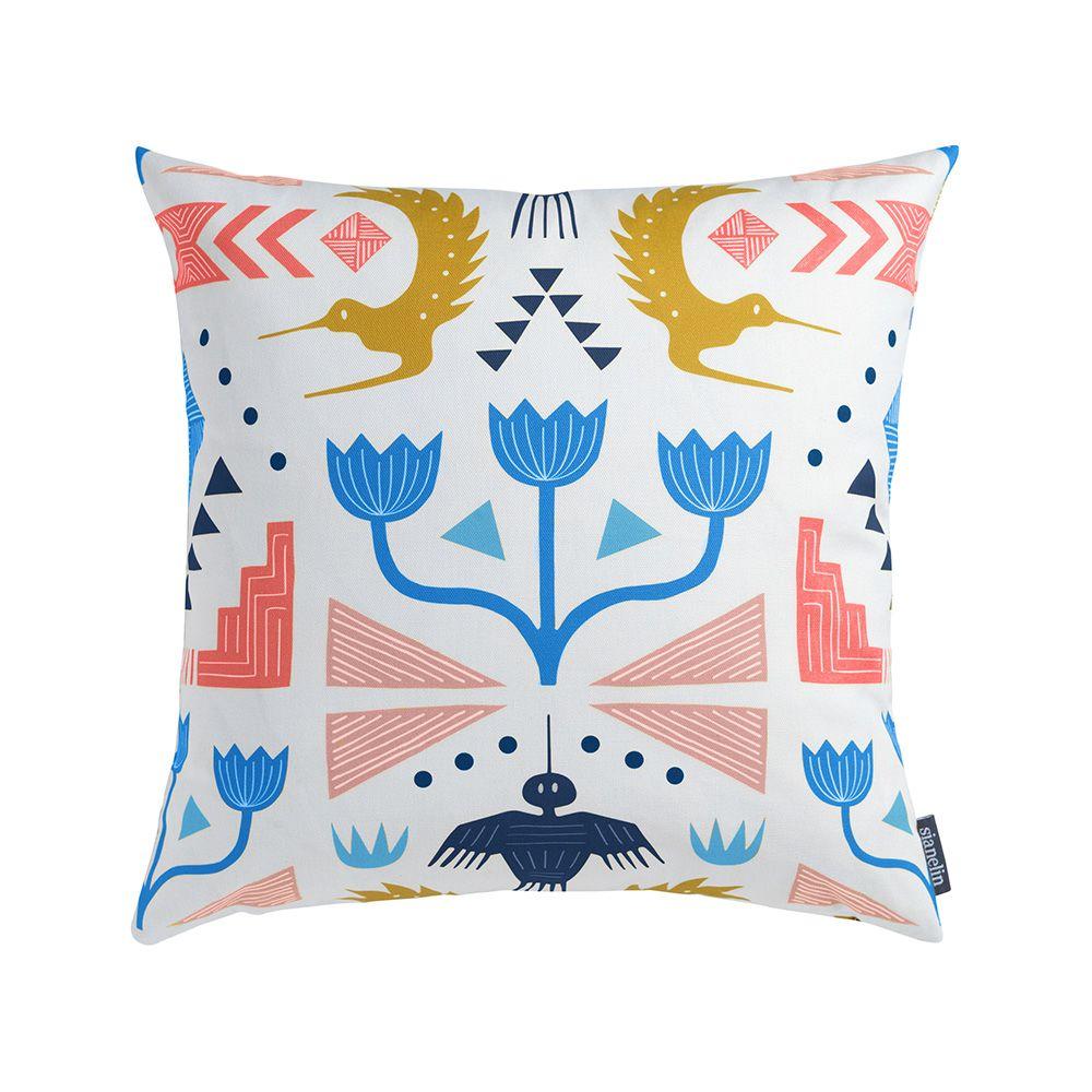 Nazca (Multi) Cushion by Sian Elin