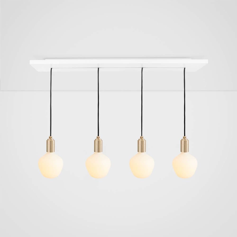 Enno Brass Ceiling Light  by Tala