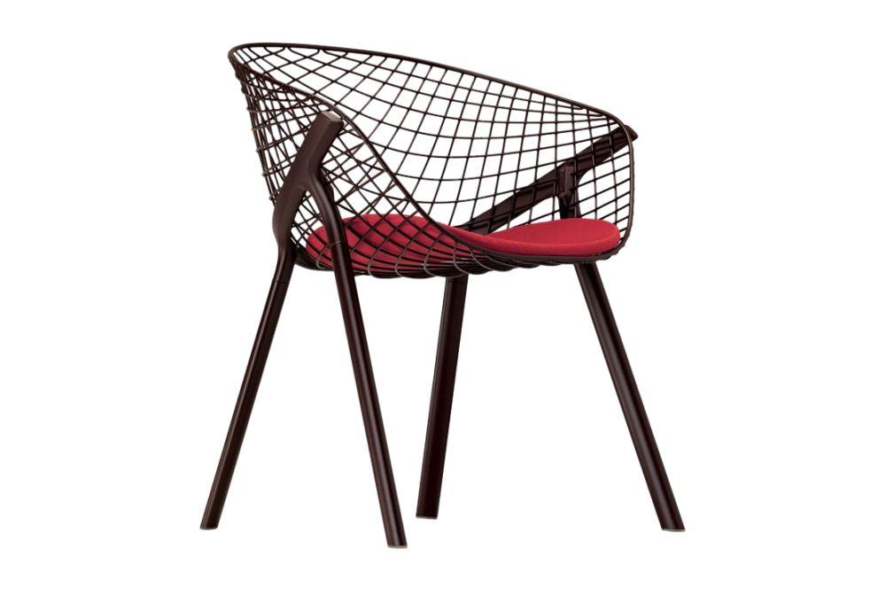 Kobi Chair Small Seat Cushion by Alias