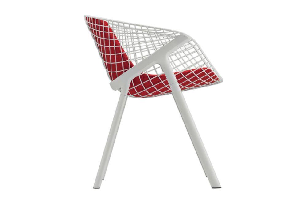 Kobi Chair Medium Pad by Alias