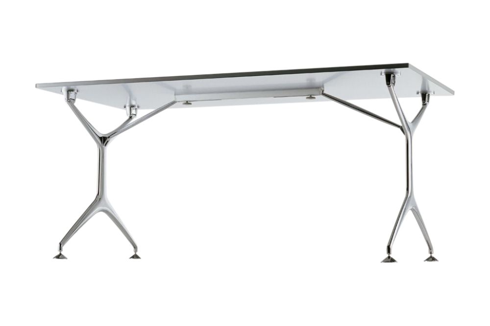 Laminate - L010, Stove Enamelled Aluminium - A009,Alias,Conferencing Tables,desk,furniture,table