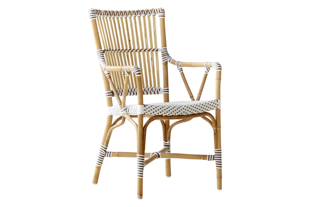 Monique Chair with Arms Set of 2 by Sika Design