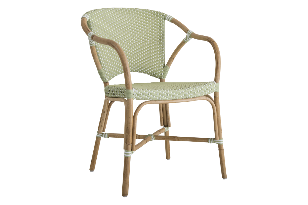 Ivory,Sika Design,Dining Chairs,armrest,chair,furniture,grass family,outdoor furniture,wicker
