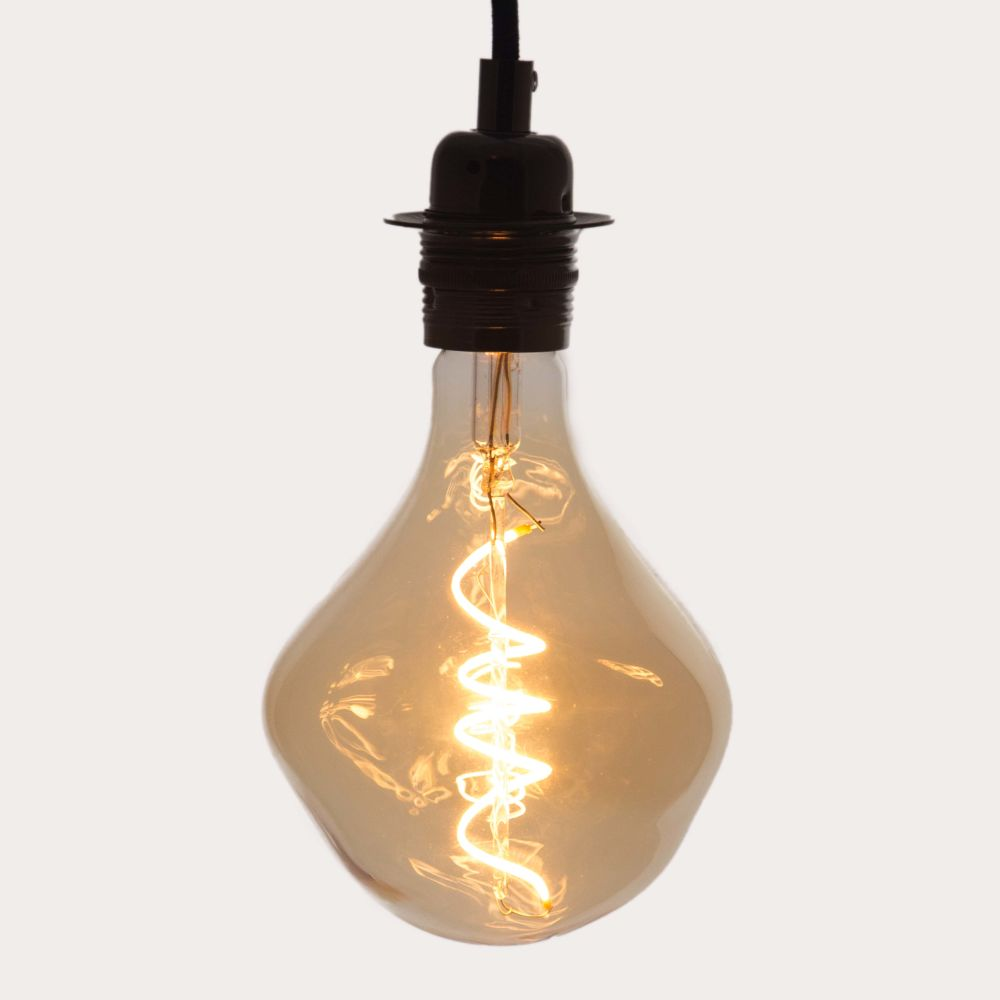 Sculpture LED Extra Large,William and Watson,Light Bulbs,ceiling,ceiling fixture,incandescent light bulb,lamp,light,light bulb,light fixture,lighting