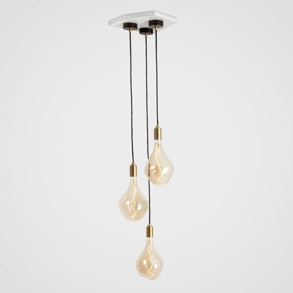 Voronoi II Brass Ceiling Light,Tala,Ceiling Lights,ceiling,ceiling fixture,light fixture,lighting