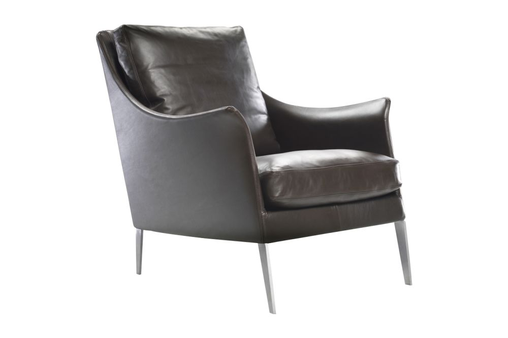 Sable 1640, Satined,Flexform,Armchairs,chair,club chair,furniture,leather