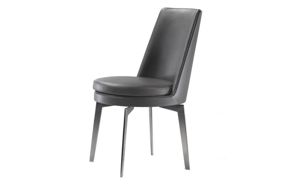 Feel Good Chair Metal Legs by Flexform