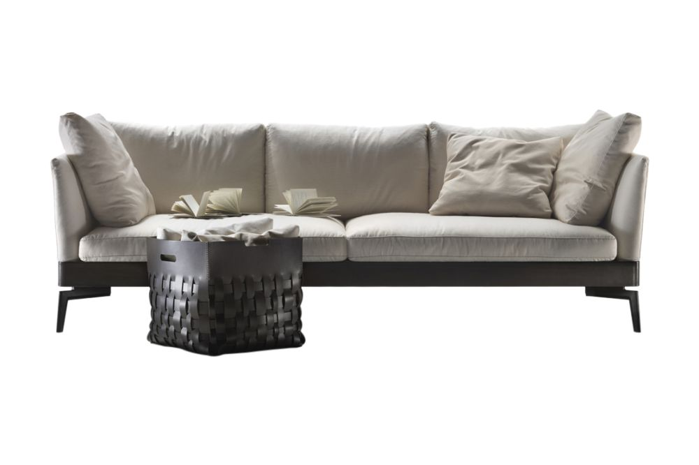 Feel Good Large 3 Seater Sofa by Flexform
