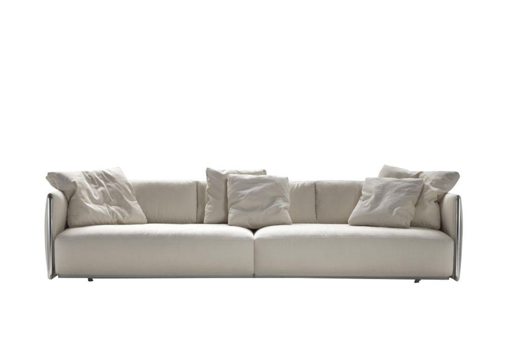 Edmond 3 Seater Sofa by Flexform